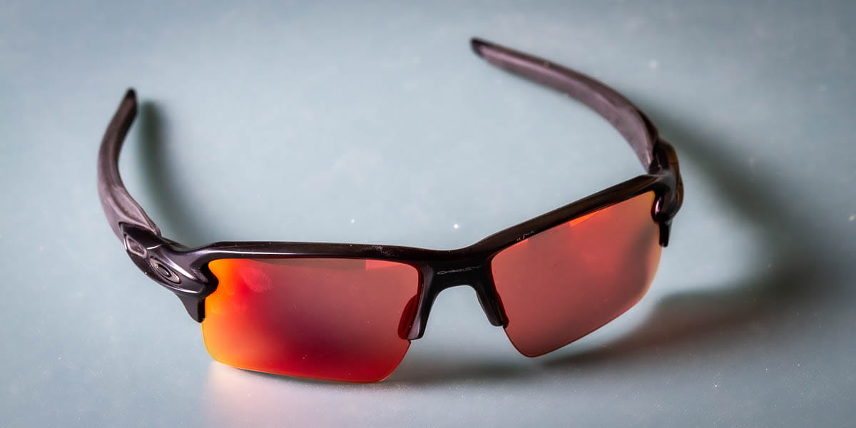 Oakley flak 2 trail torch