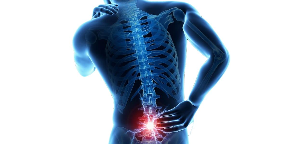 Comment réduire les douleurs dans le bas du dos à VTT